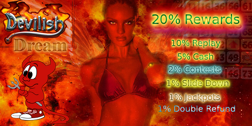 20% rewards at Devilish