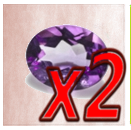 Gem with multiplier