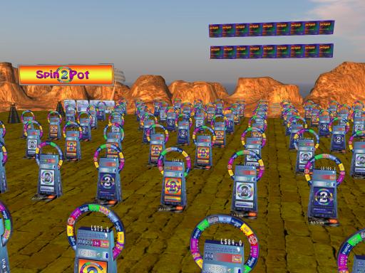 Spin2Pot @ Cleopatra games